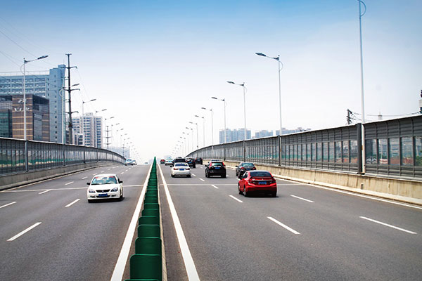 Classification of highway noise barrier
